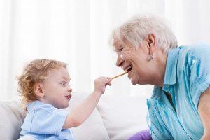 alimentazione età geriatrica